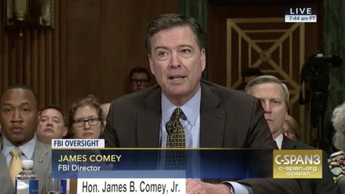 FBI Director James Comey defends Hillary Clinton investigation