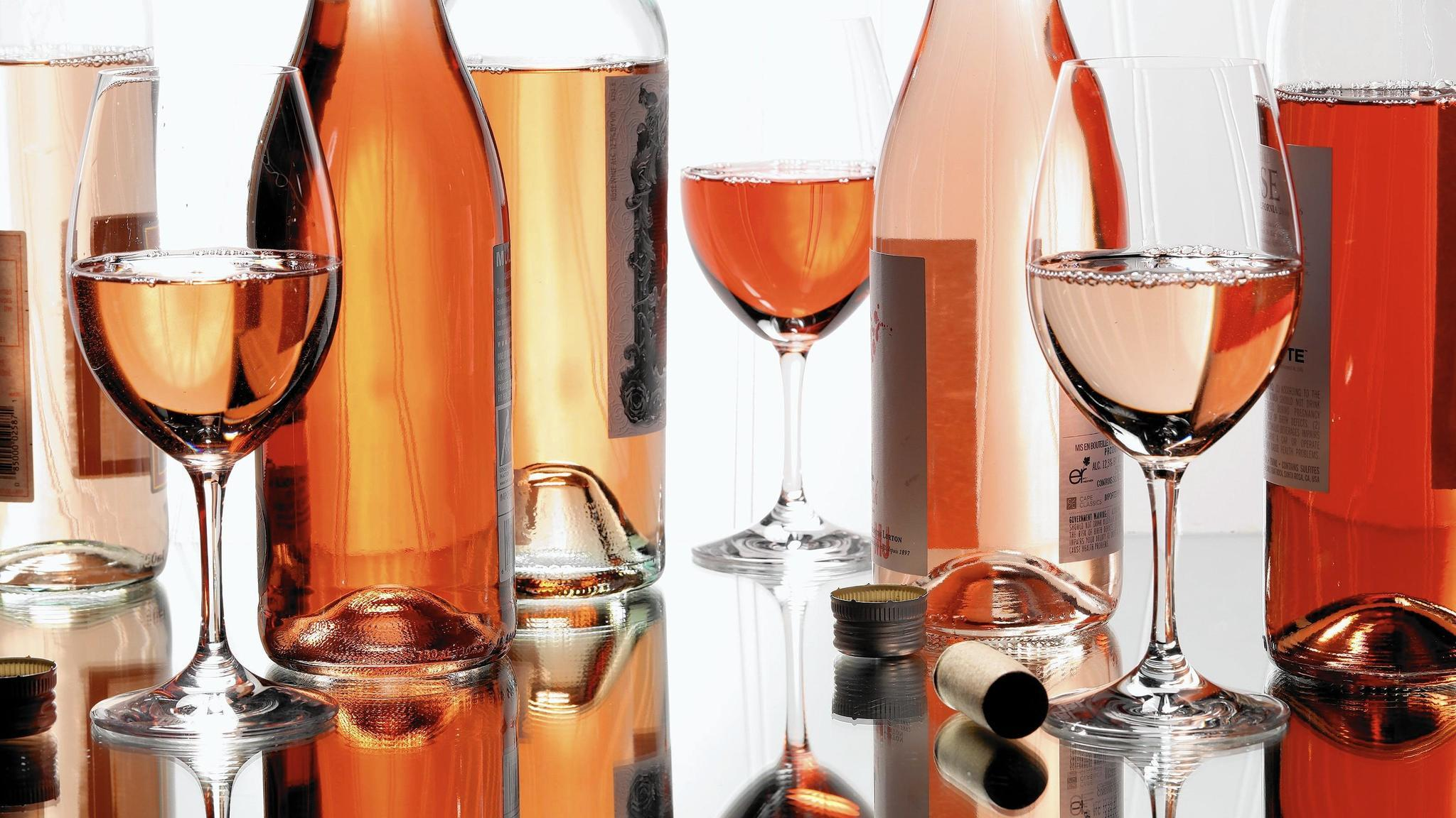 16 ros233 wines to pop open for summer sipping chicago tribune