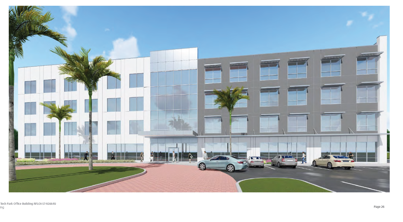 Osceola changes course on NeoCity office building issues new RFPs