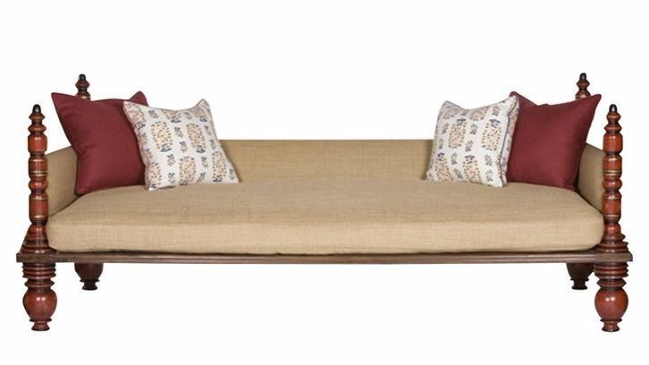 "The ""Cher"" sofa."