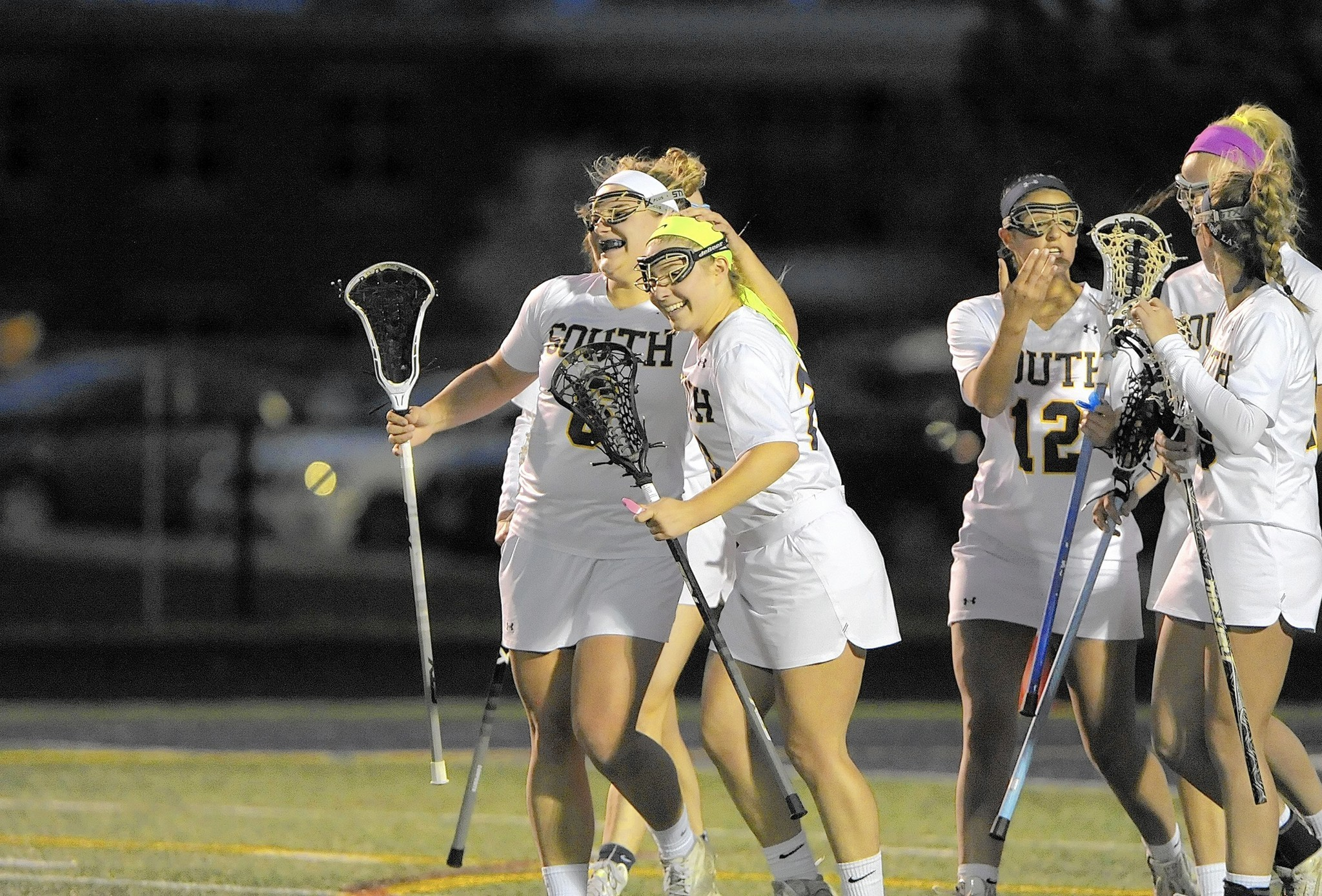 glenbrook south girls lacrosse players embody team-first attitude