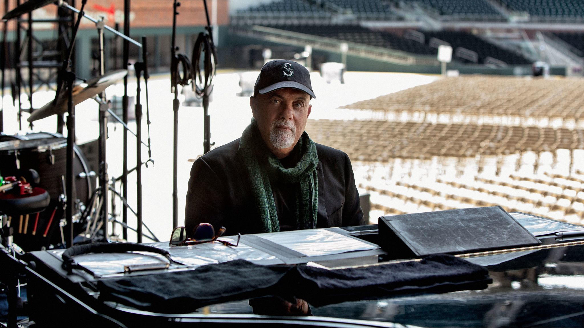 On the road with Billy Joel: The Piano Man talks Trump, L ...