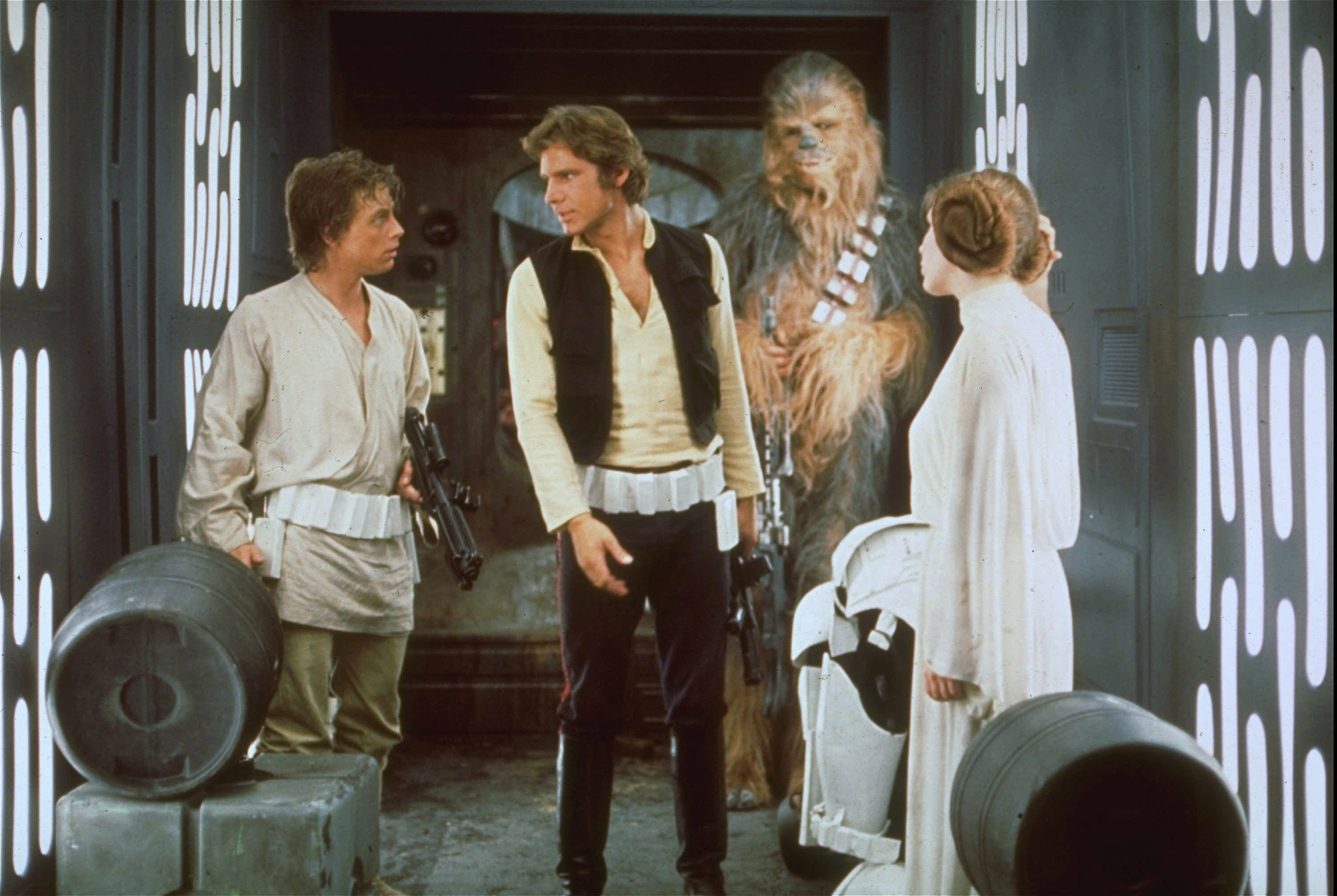 For Star Wars Day Here Is Every Single L A Times Star