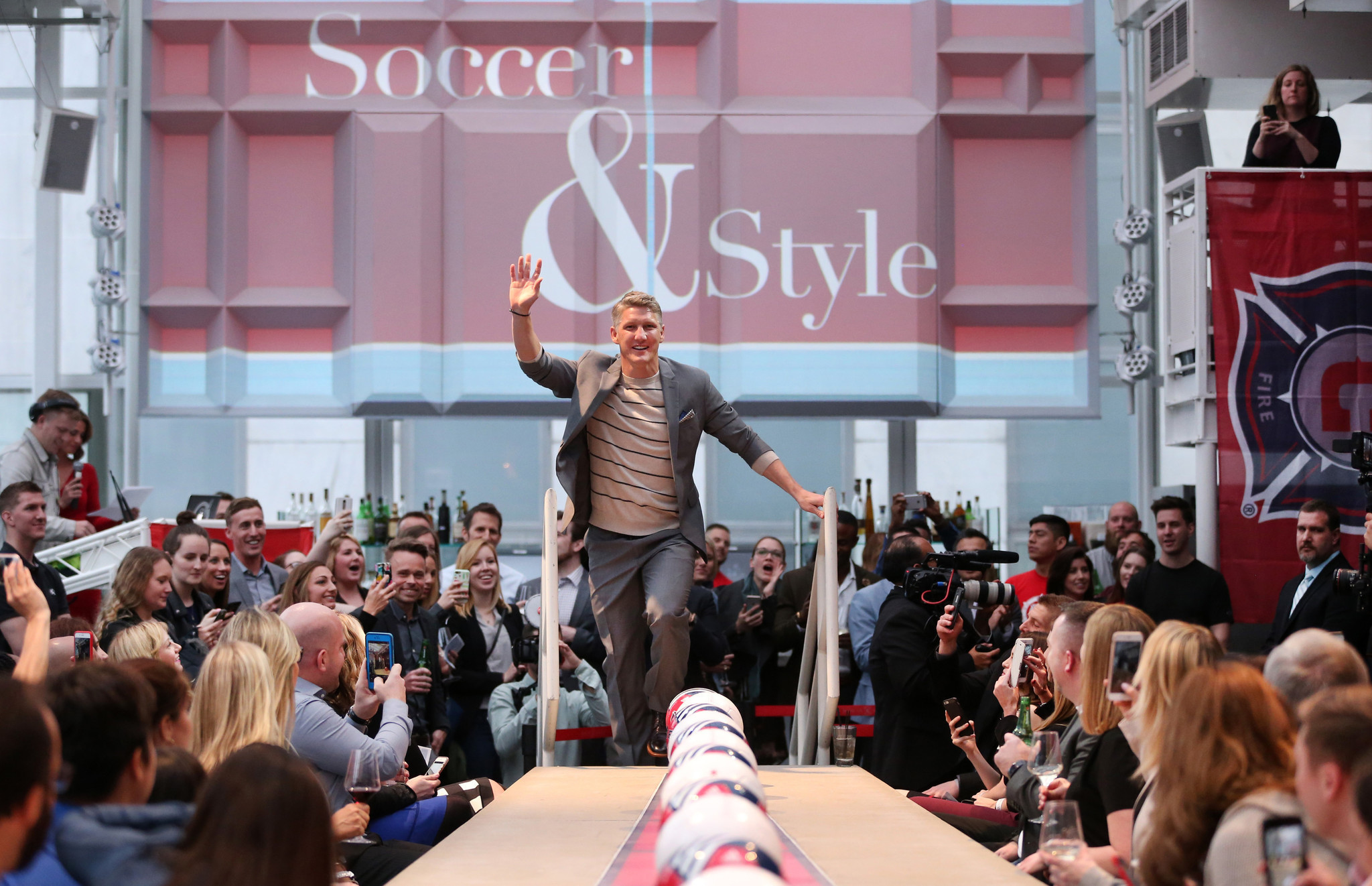 Soccer Style Fashion Show Chicago Tribune