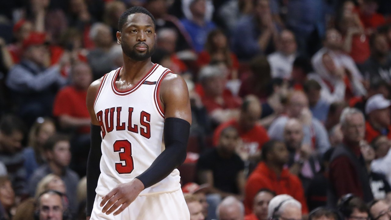 Dwyane Wade 'back home in Miami,' but with business to ...