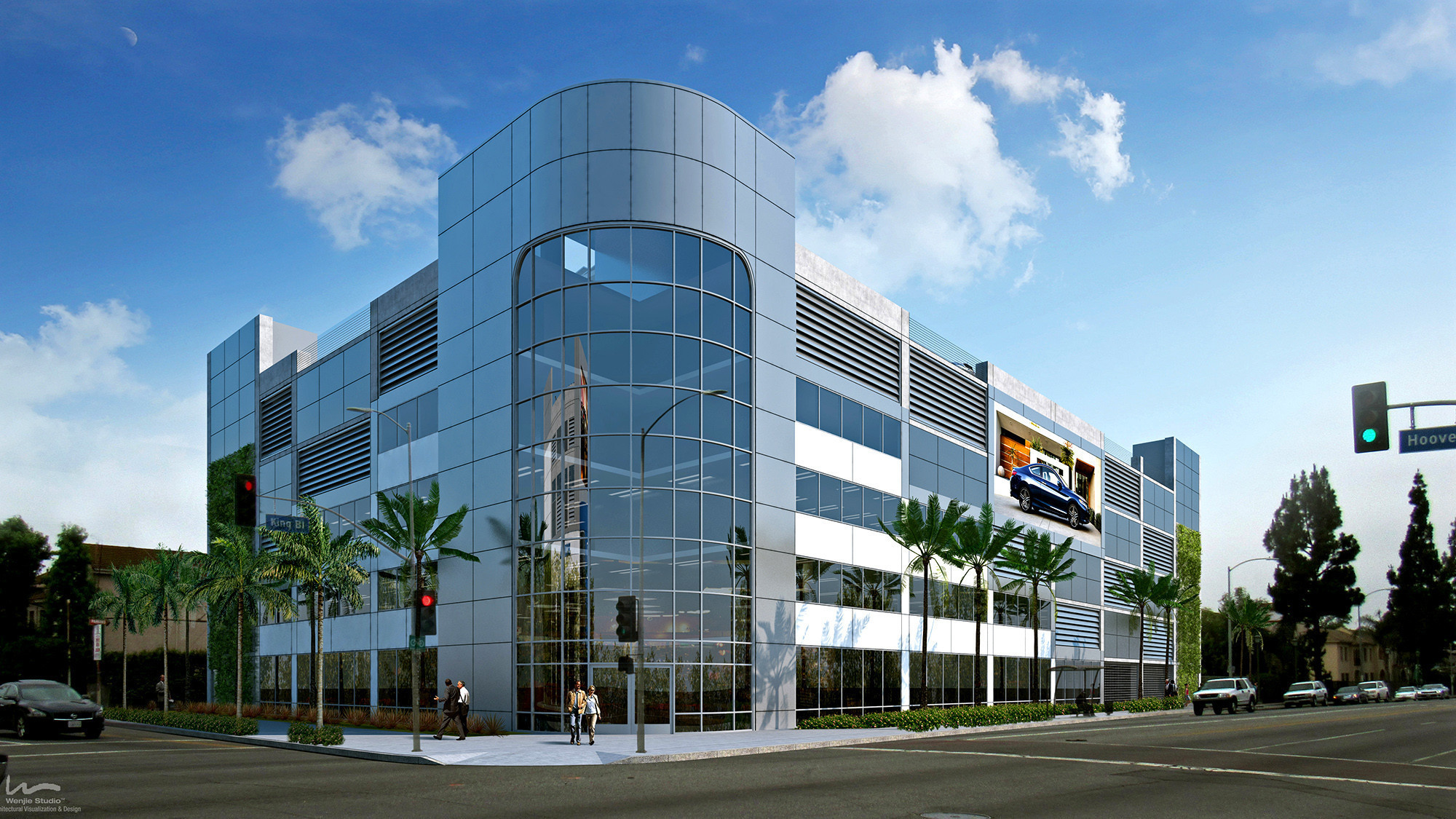 Here 39 s why a busy downtown honda dealership is moving to for Honda downtown los angeles