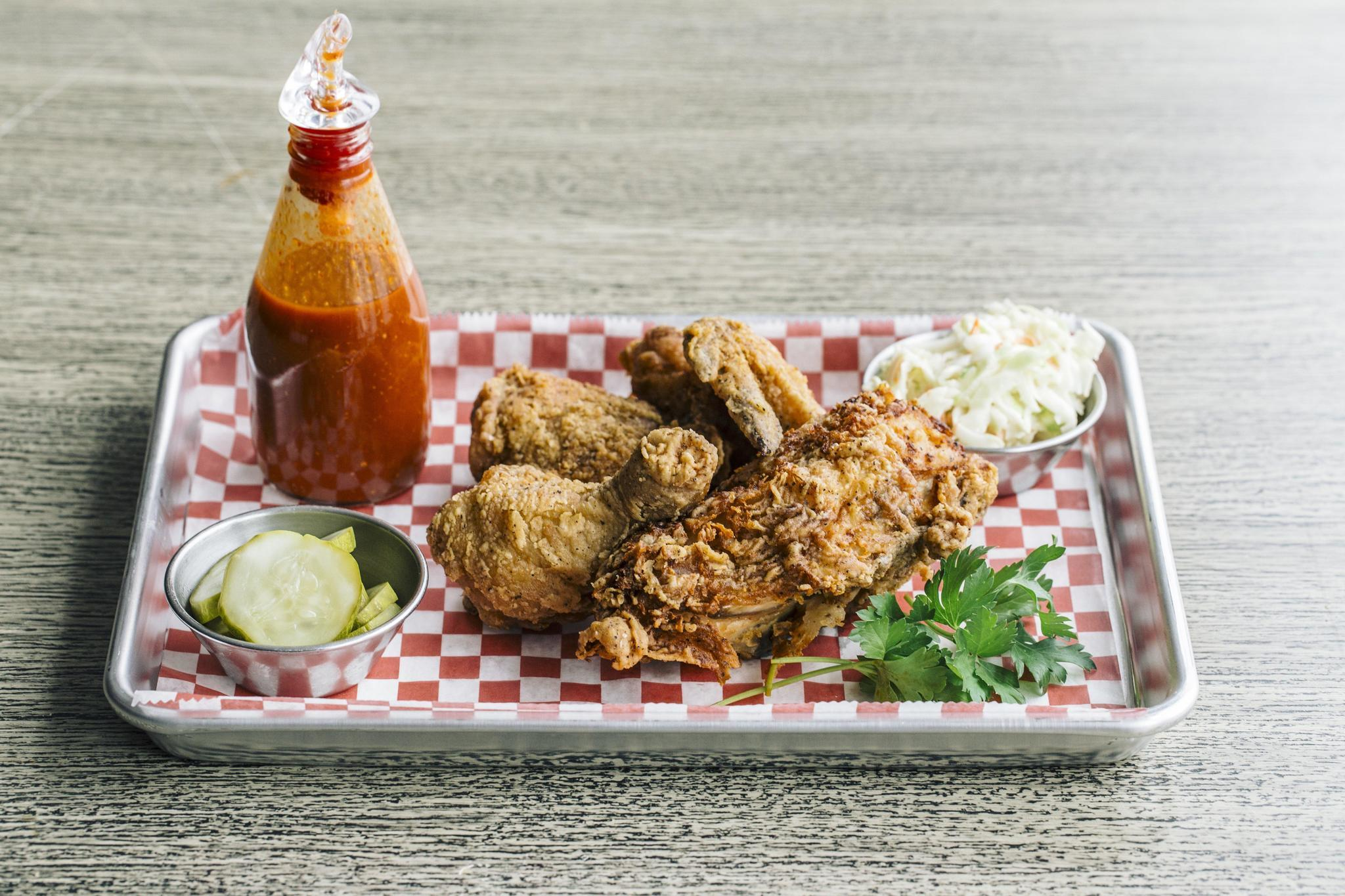 Eat This: Fried chicken, on your couch, pants optional, thanks to Seaside's
