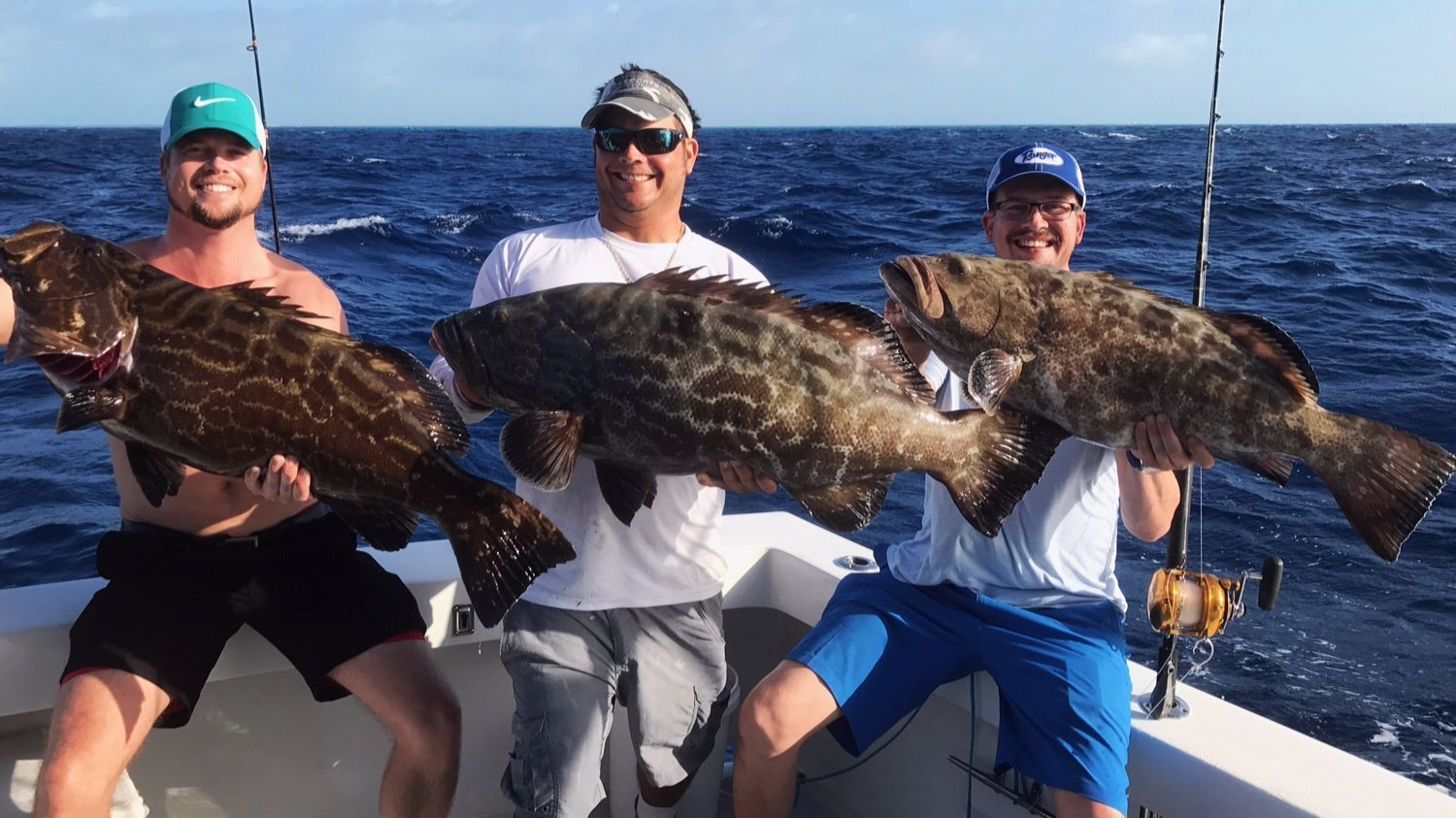South florida fishing report mutton snappers and tunas for Fishing report mexico beach fl