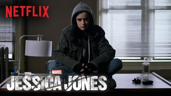 Marvel's Jessica Jones | Official Trailer