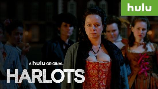 """Harlots"" trailer"