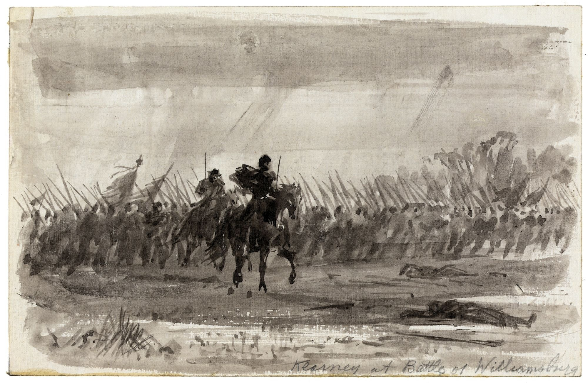 Remembering The Civil War Battle Of Williamsburg With