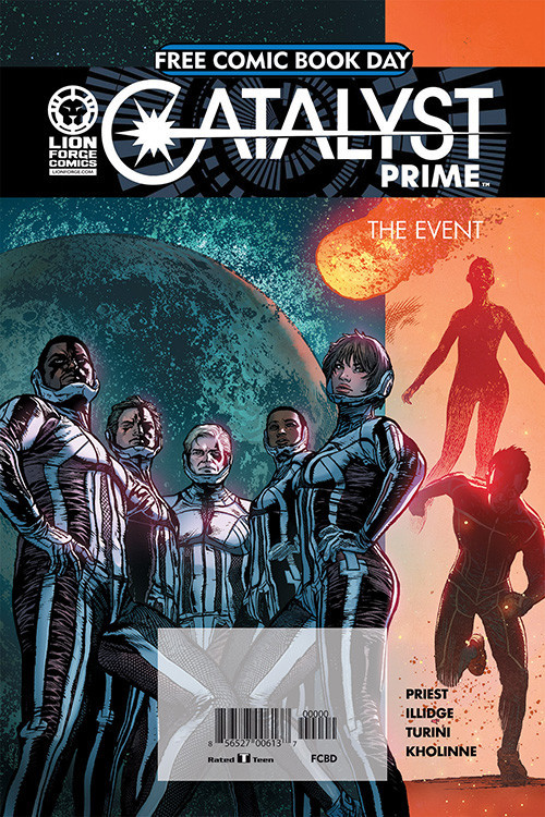 """Catalyst Prime: The Event"""