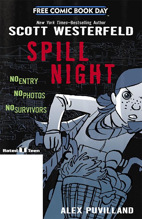 """""""Spill Night"""""""