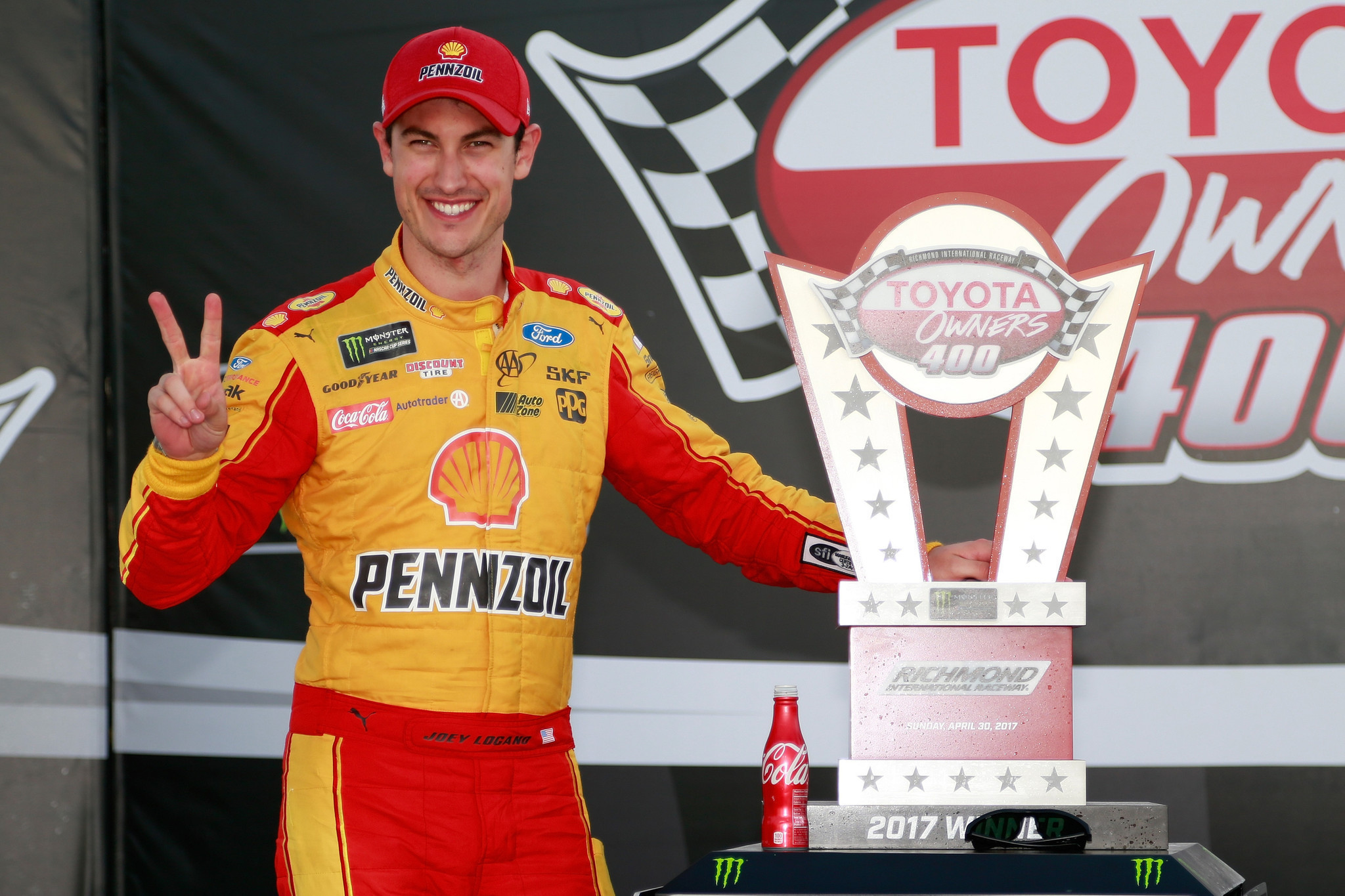 Hit by NASCAR penalty, Logano says team doesn't cheat ...