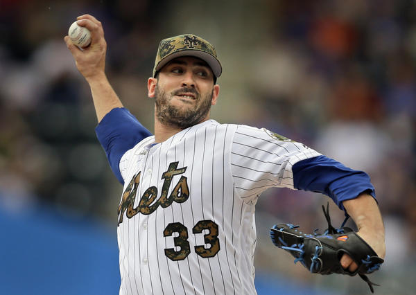 MLB: Mets suspend Matt Harvey three games for violating team rules