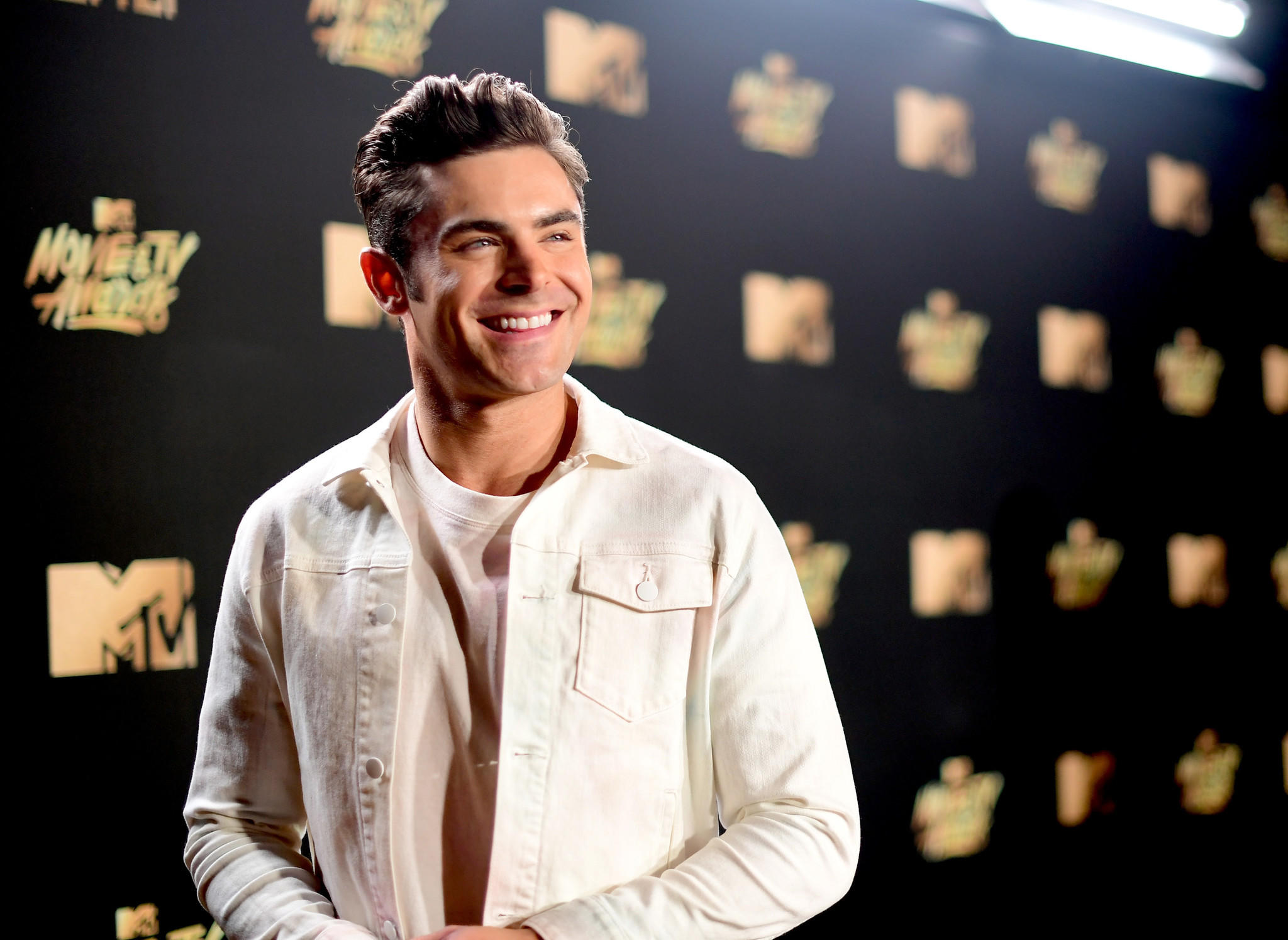 Zac Efron (Matt Winkelmeyer / Getty Images)