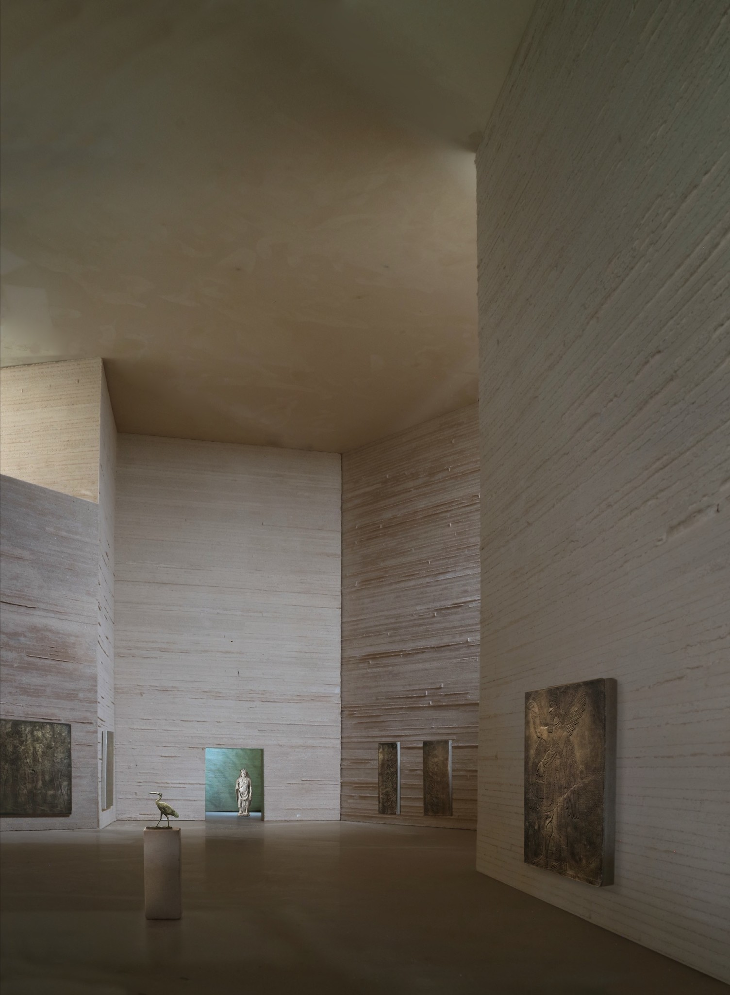 Installation of LACMA's permanent collection will not be guided solely by geography and chronology.