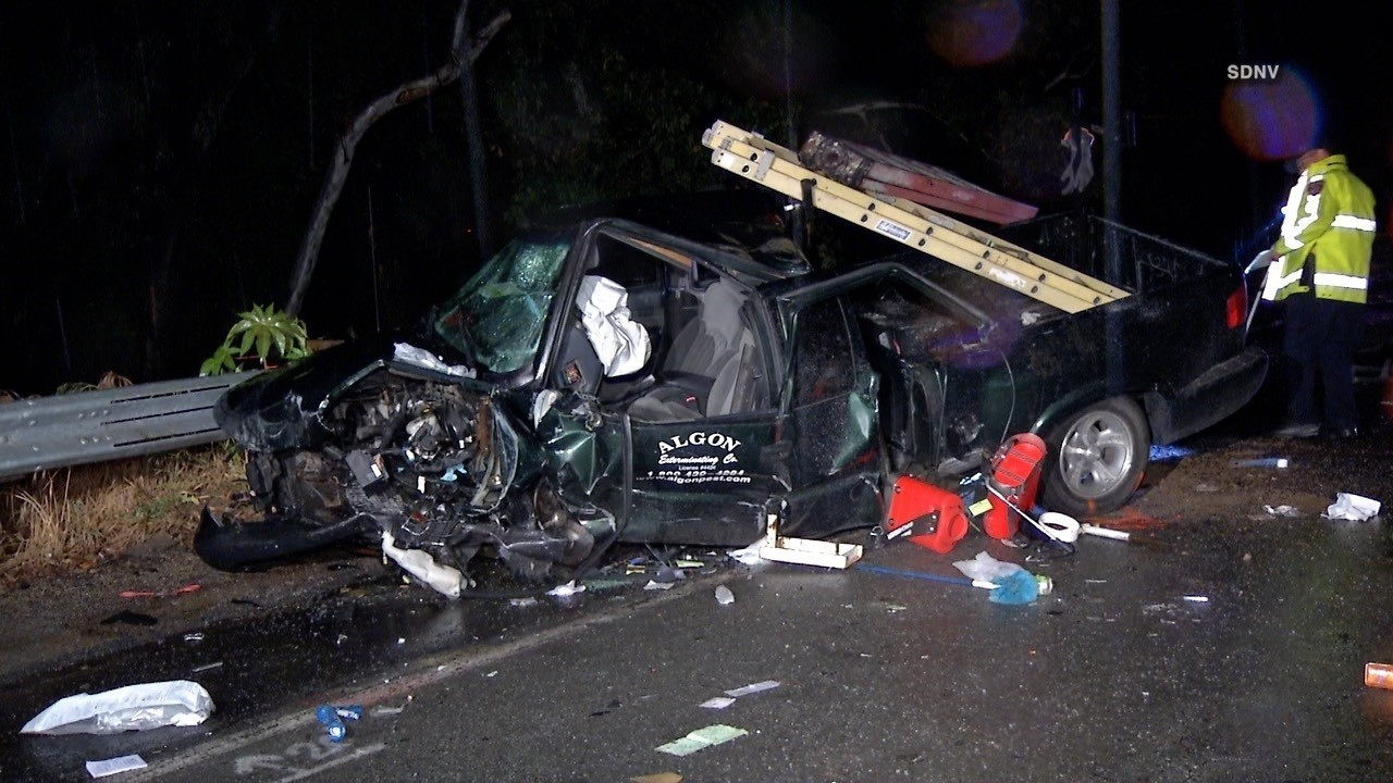 Man Suspected Of Dui Arrested In Major Injury Head On
