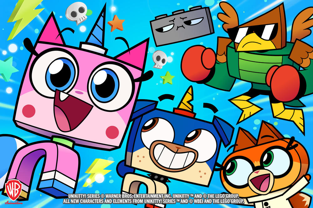 Warner Bros brings 'Unikitty' Character From 'LEGO Movie' to Cartoon Network