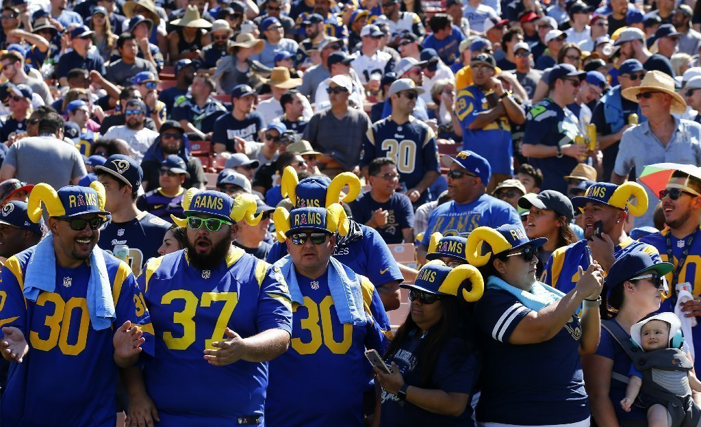 The Rams Preseason Schedule Is Set With Dates And