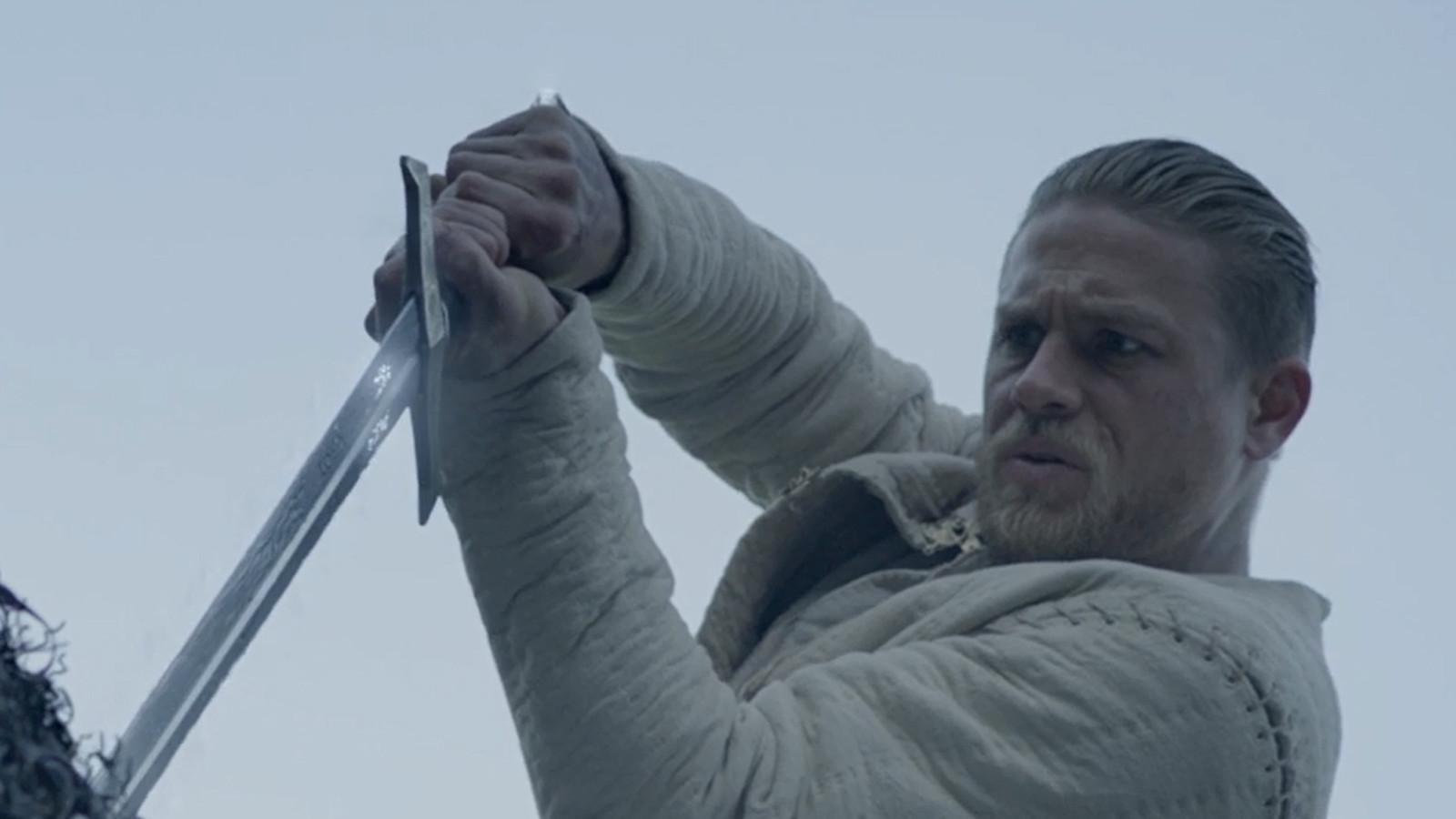 king arthur legend of the sword u0027 poised for soft box office