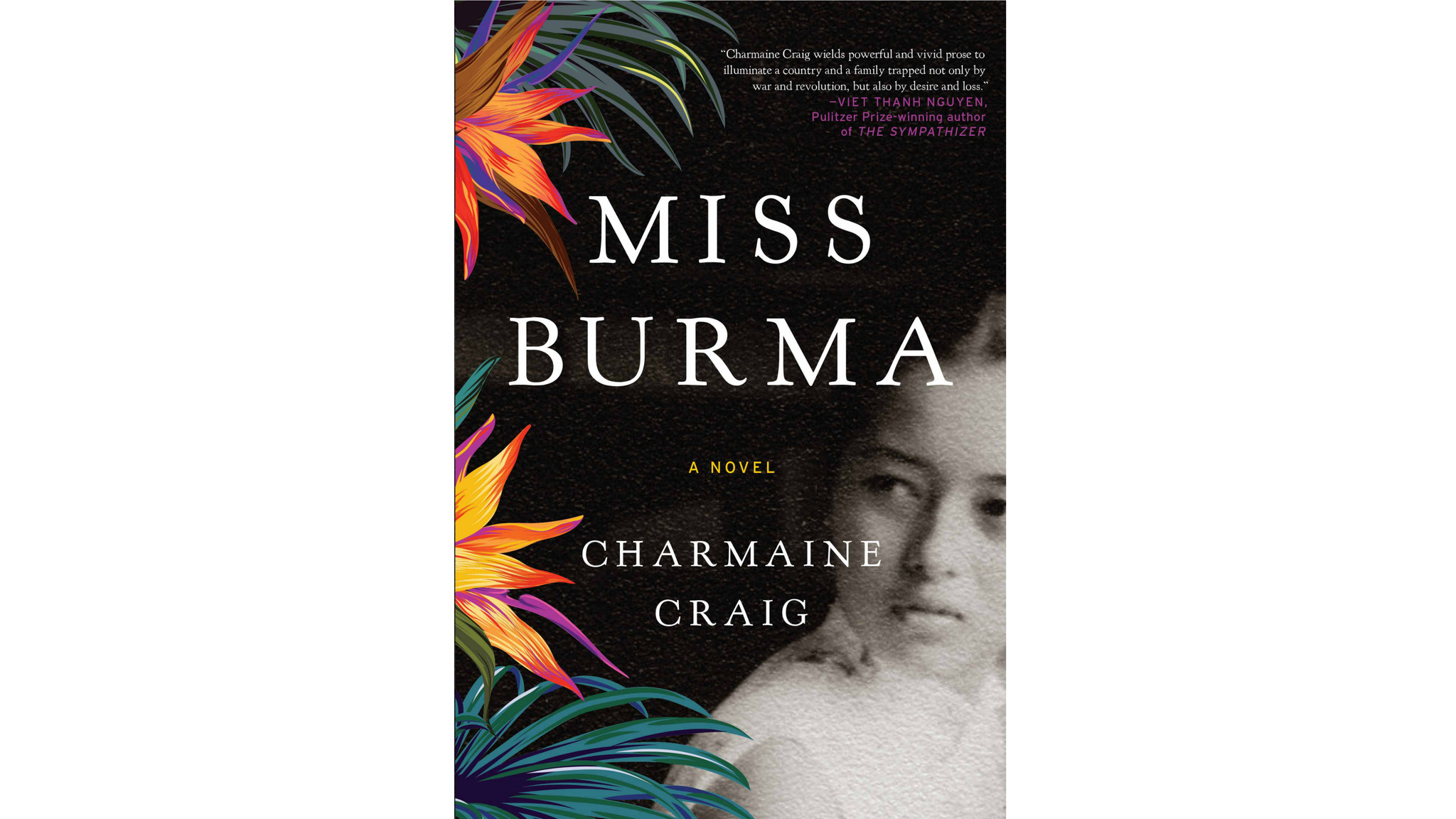 """Miss Burma"" by Charmaine Craig."