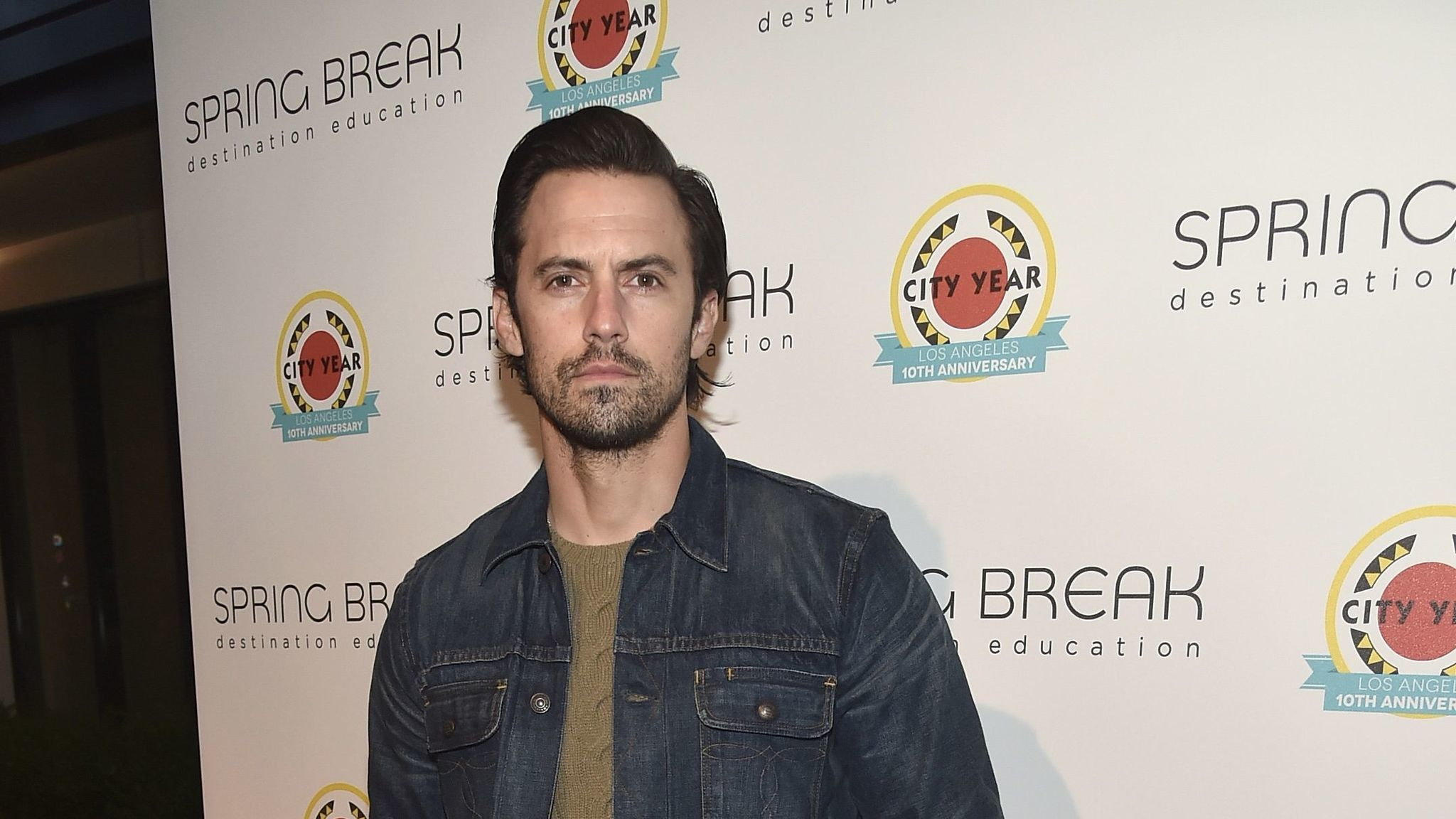 Milo Ventimiglia attends City Year Los Angeles Spring Break on May 6.