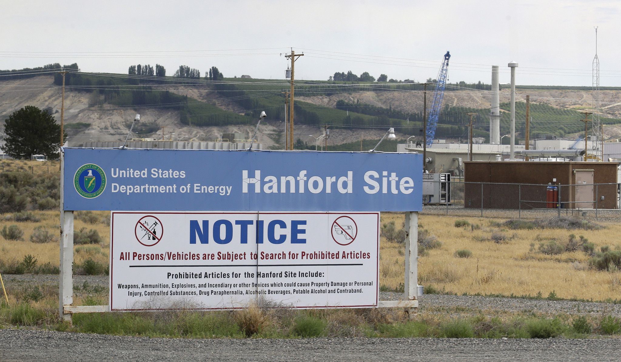 Officials On Alert After Tunnel Collapse At Hanford