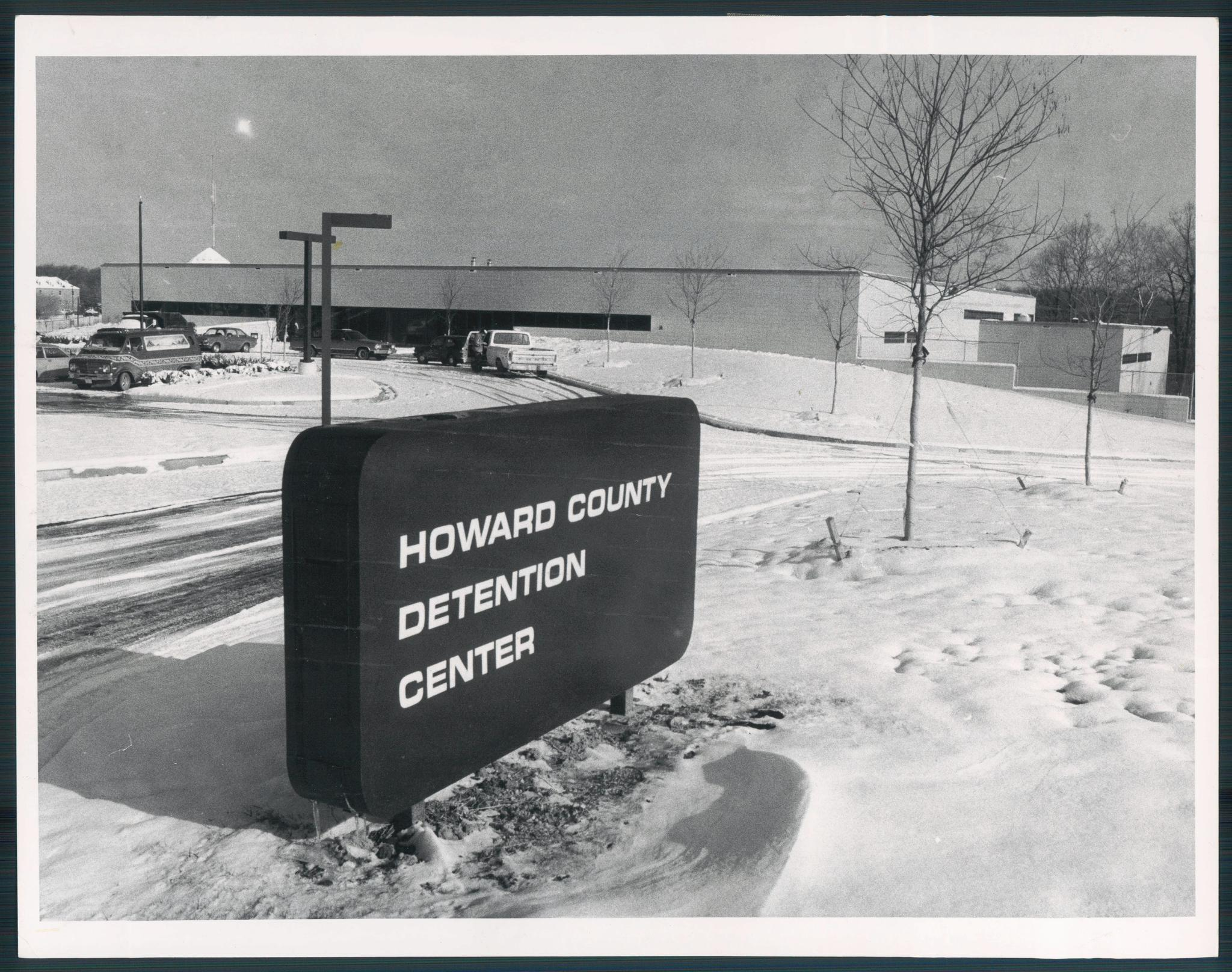 Image result for Howard County Detention Center in Maryland