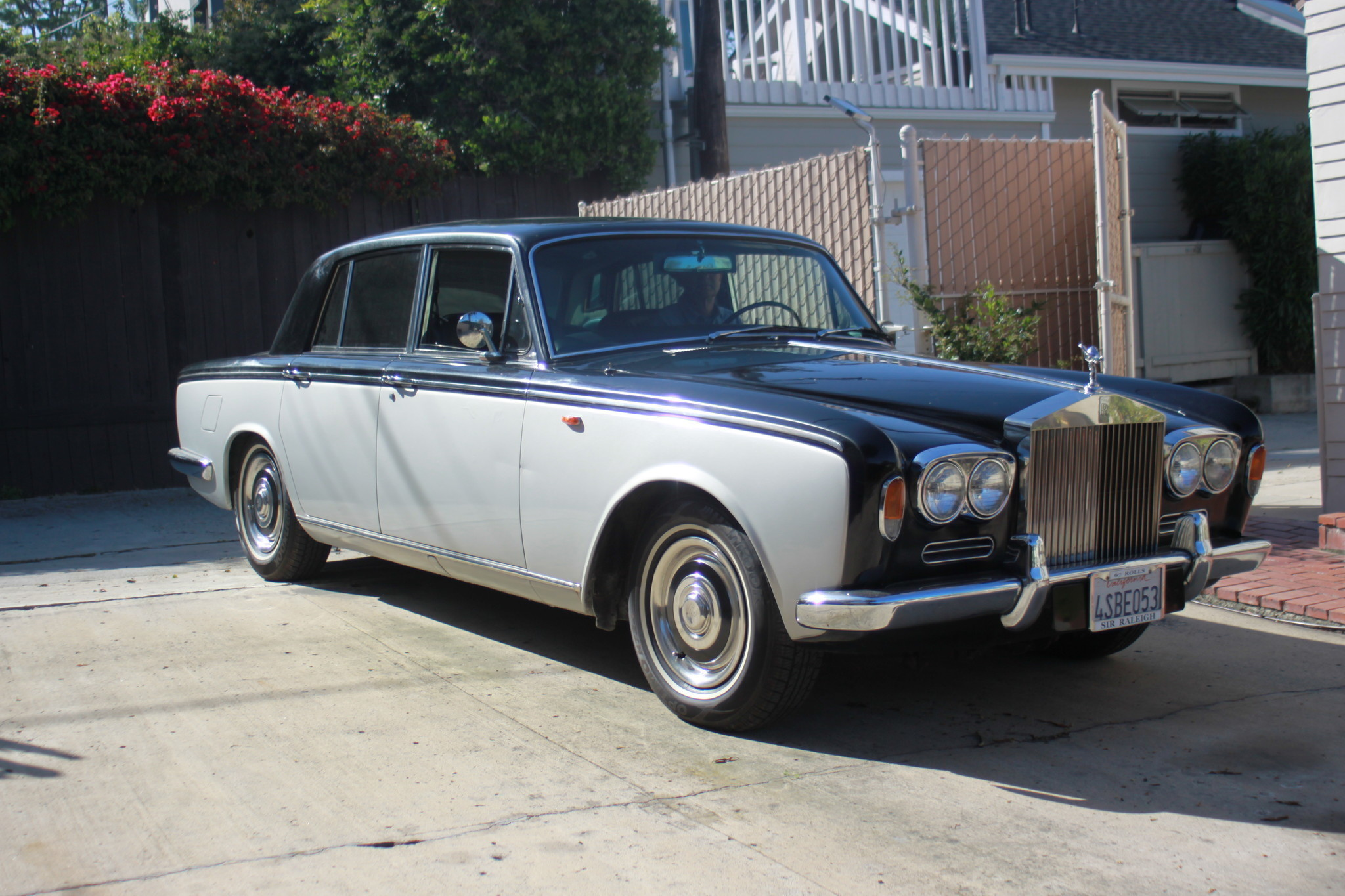 Meet Sir Raleigh The 1967 Rolls Royce Owned By Ed