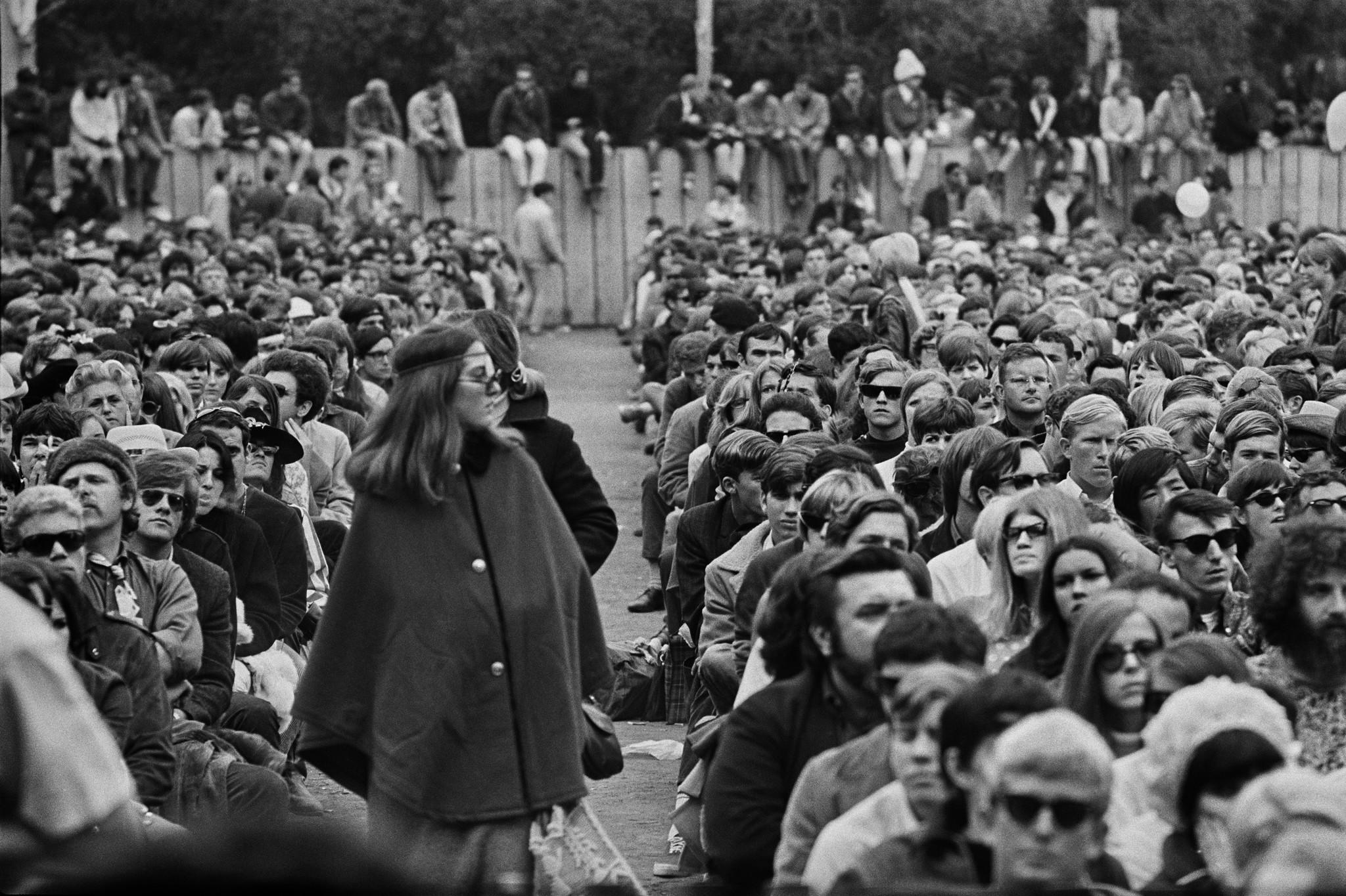 Monterey International Pop Festival, June 18, 1967, in Monterey, Calif.