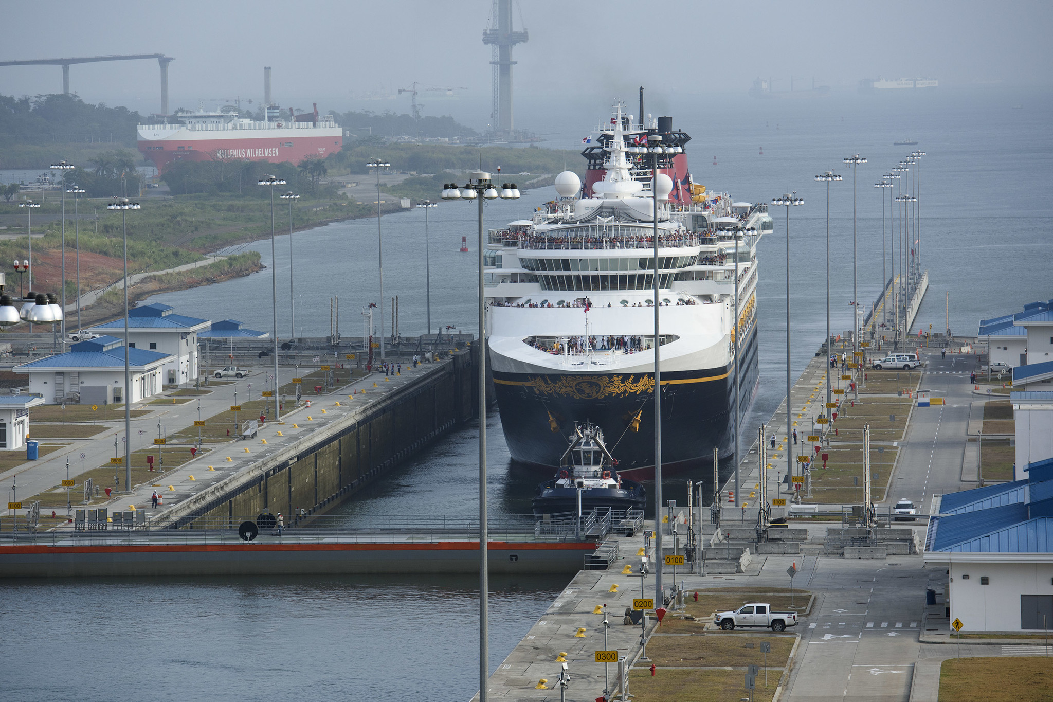 Disney Cruise Line To Call On Bermuda Quebec City For First Time - Track disney cruise ship