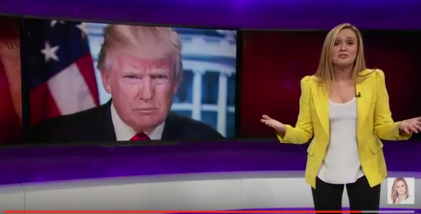 Samantha Bee rails against Ivanka Trump's book and it's brilliant