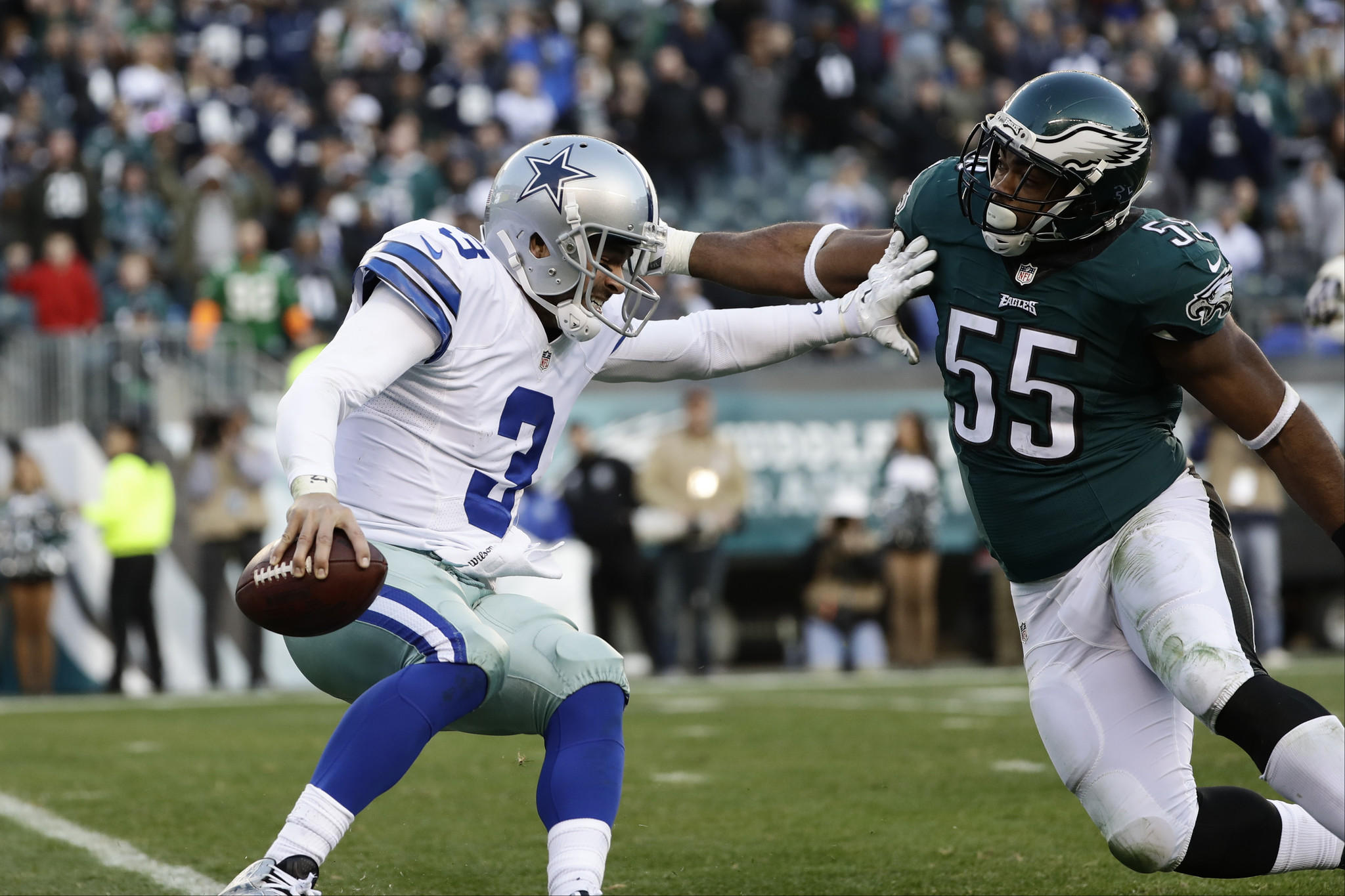 Brandon Graham s silence more troubling than absence from Eagles