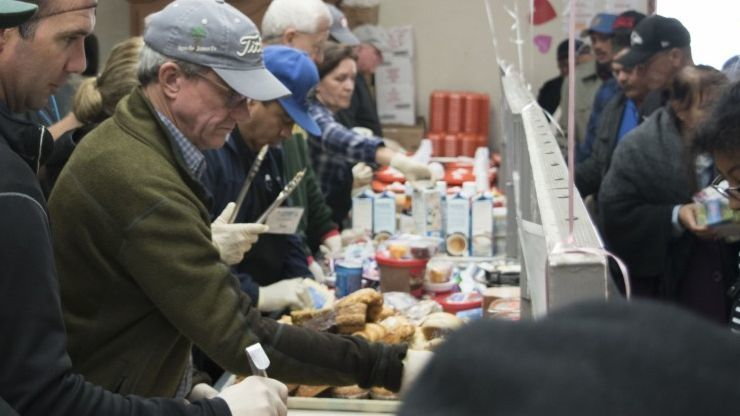 'Stamp out Hunger' needs volunteers