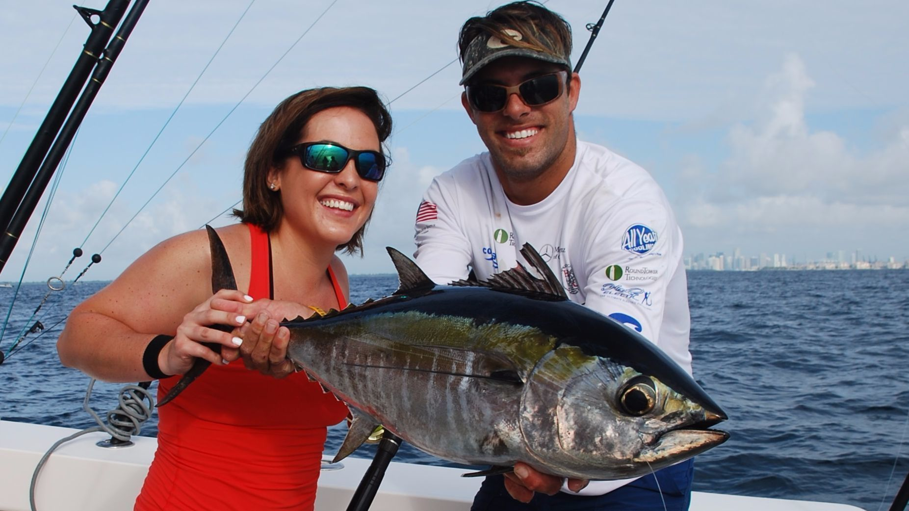 South florida fishing report blackfin tunas offshore for Southeast florida fishing report