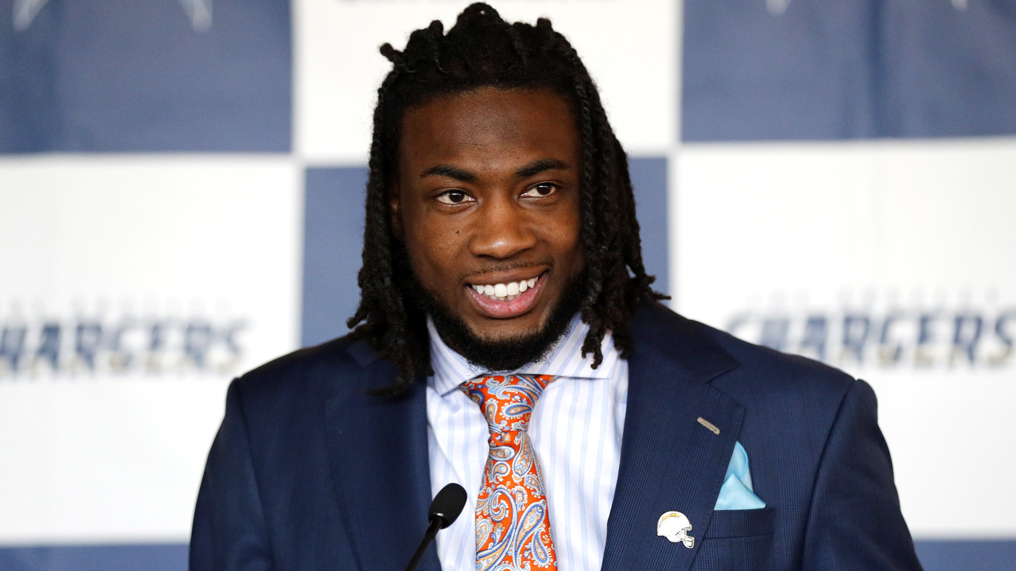Chargers And Mike Williams Reach Agreement On Four Year