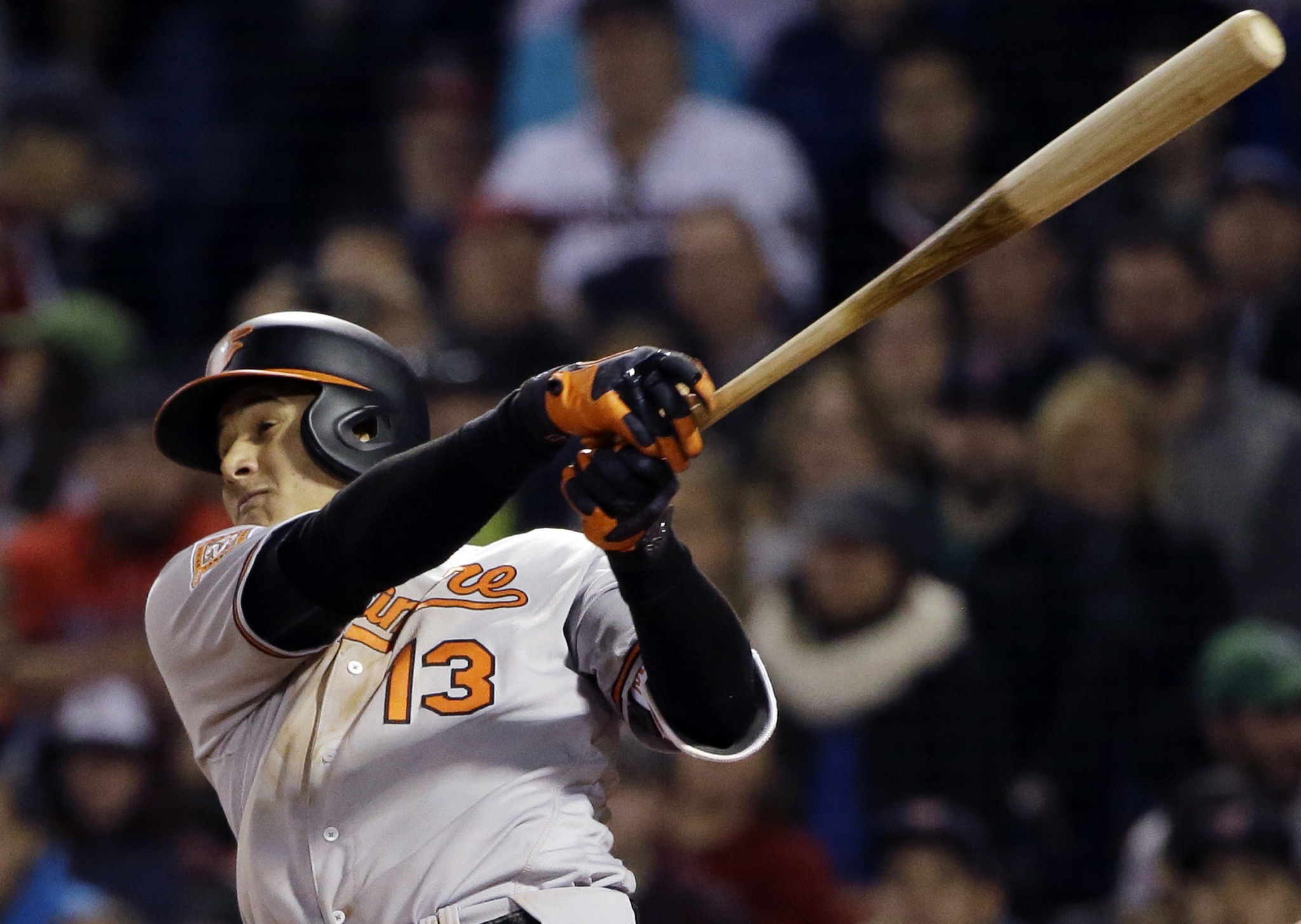 Orioles' Manny Machado finding his form at the plate after ...