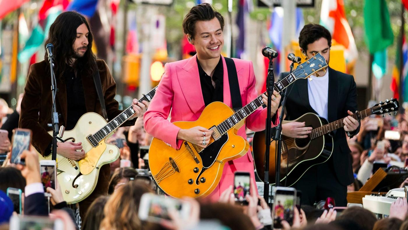 Harry styles has added dates to his world tour charles sykes invision