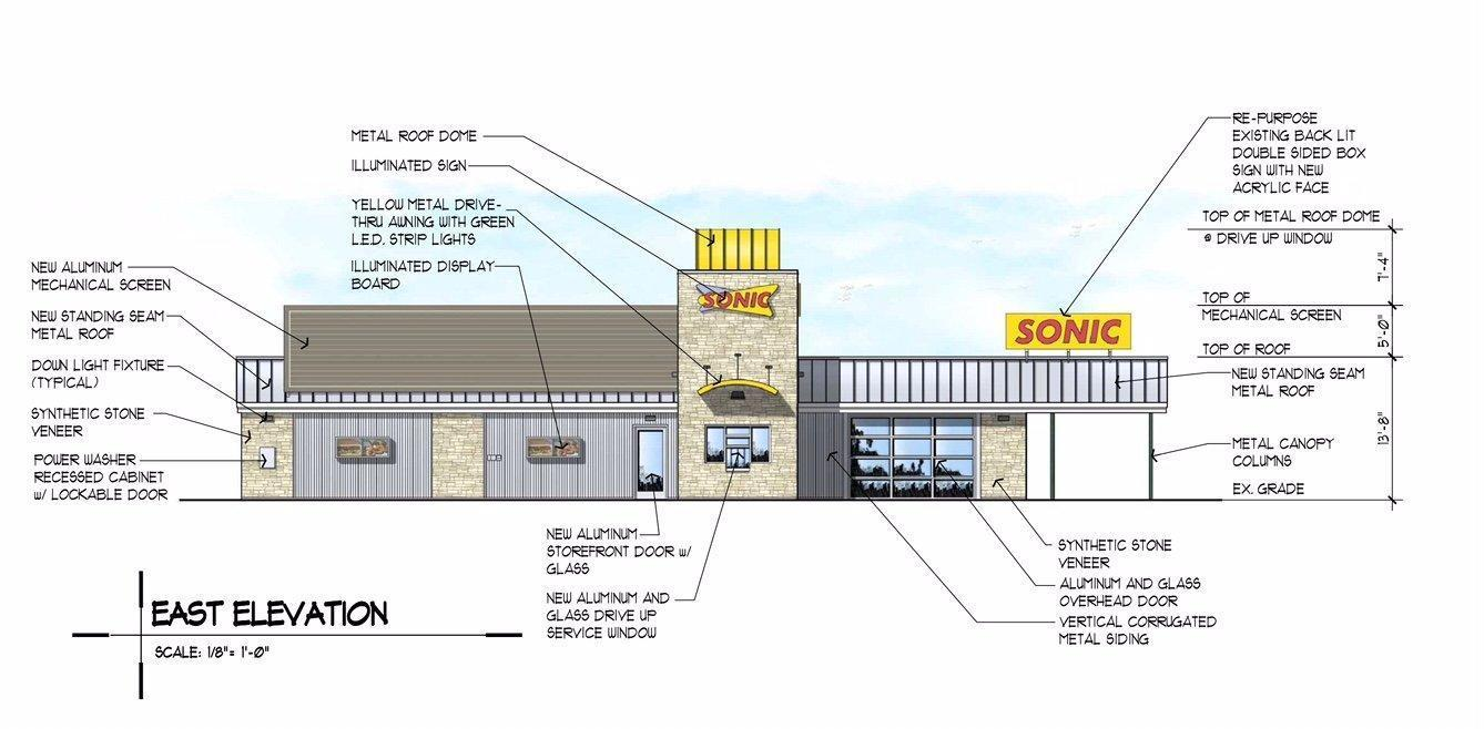 Joppa Road Sonic restaurant clears one approval hurdle ...