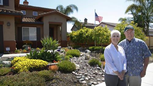 Home With Garden Design