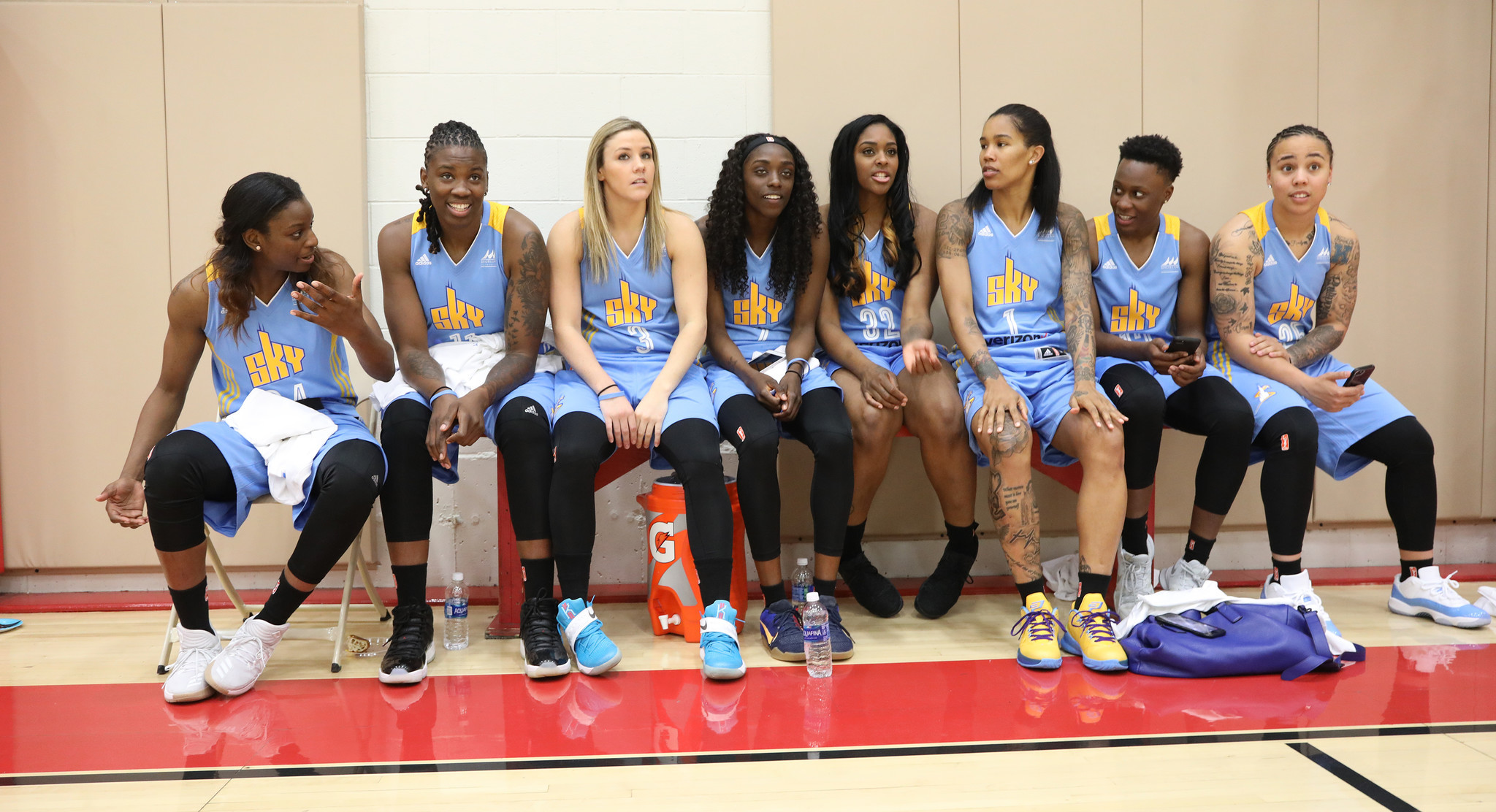 Sky set final roster ahead of Sunday's season opener ...