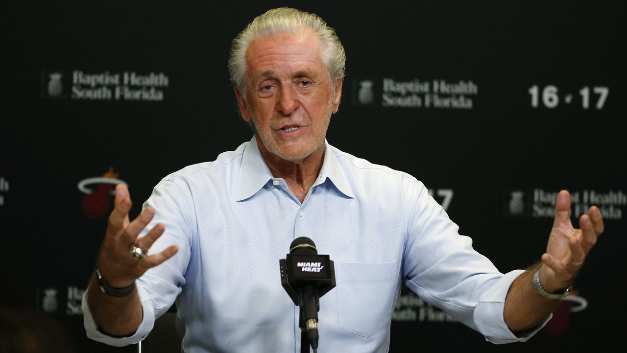 ASK IRA: Will Pat Riley allow youth to carry the day?