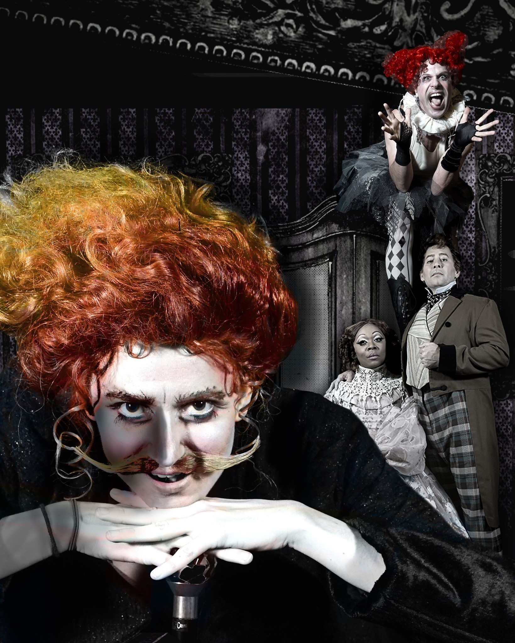 Shockheaded Peter\u0027 \u2014 Cult classic musical gets new look at Cygnet ...