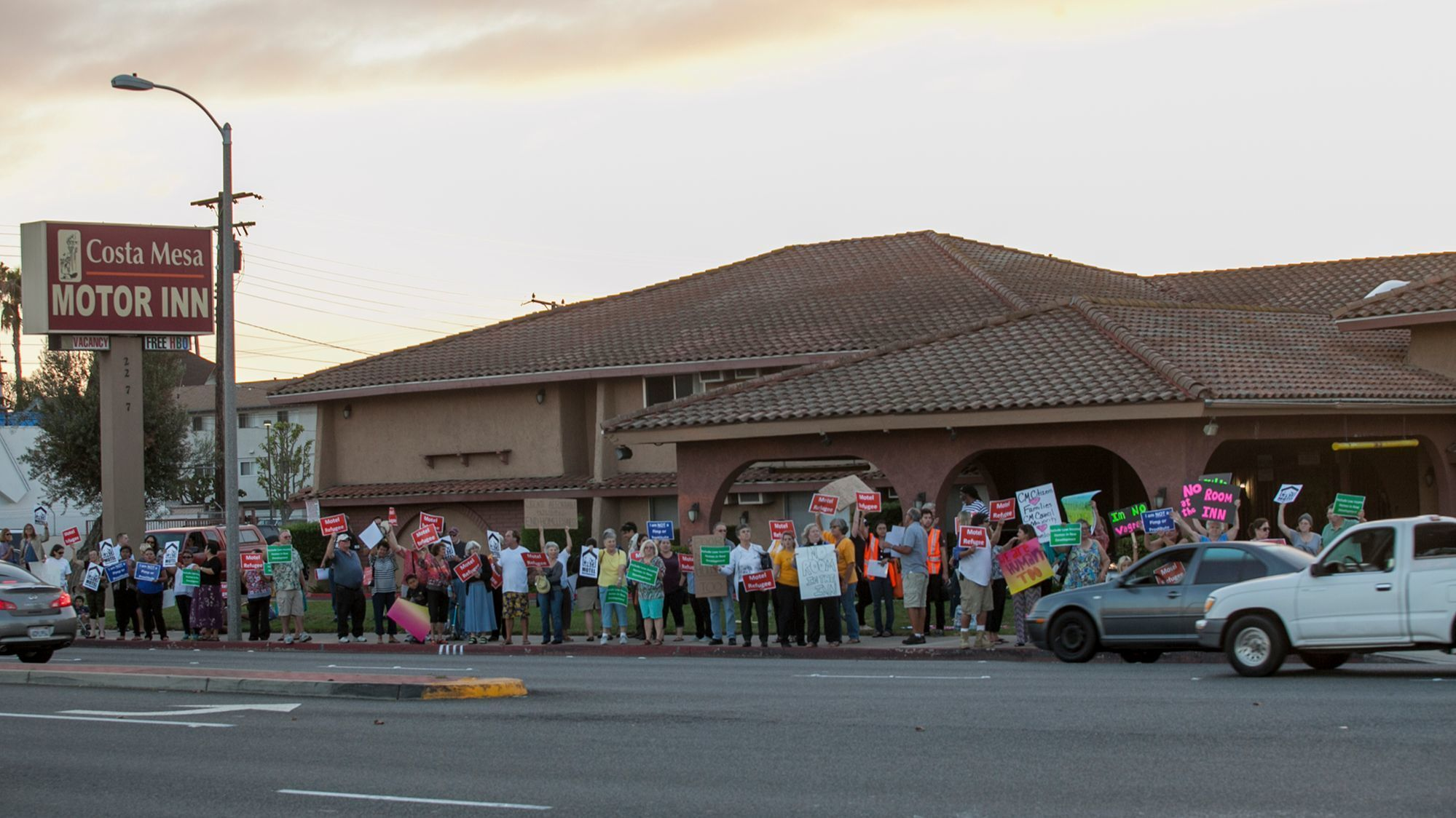 Judge Reverses Costa Mesa 39 S Approval Of Motor Inn