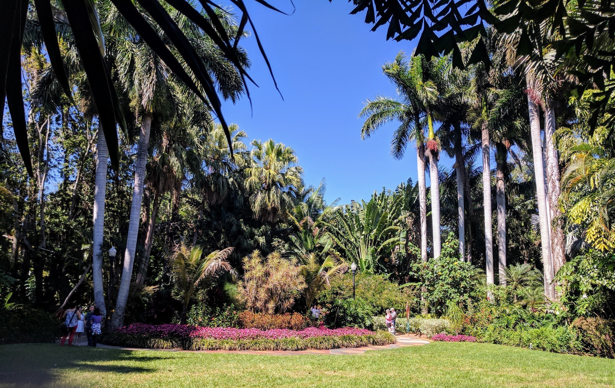 St Petersburg 39 S Historic Sunken Gardens Melts Stress Away Orlando Sentinel