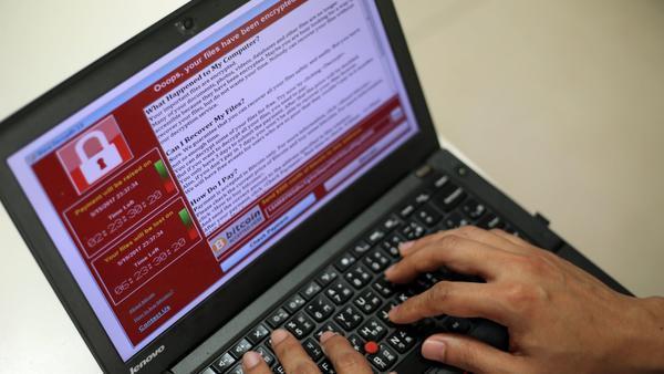 Crippling cyberattack continues to spread around the world - LA Times
