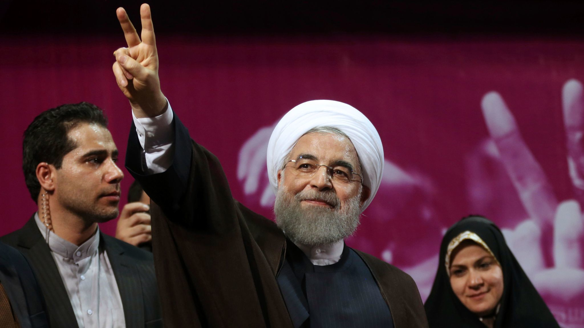 Five things Americans should know about Iran's upcoming presidential election