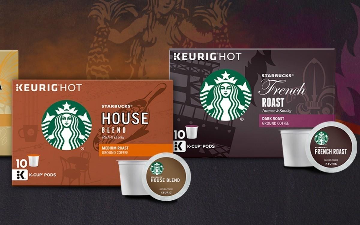 free samples of starbucks light medium or dark roast kcups sun sentinel - Starbucks Keurig Cups
