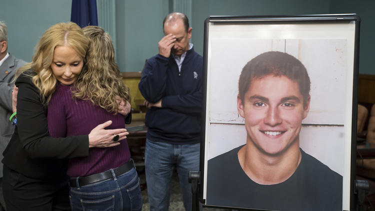 National Fraternity Found Accountable for Lethal Hazing Rituals